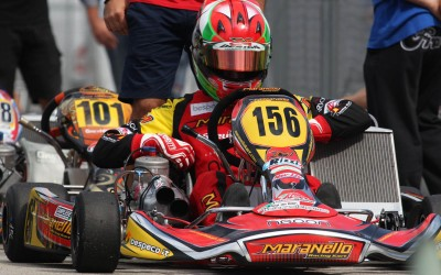 Camplese Italian Champion KZ2 2014