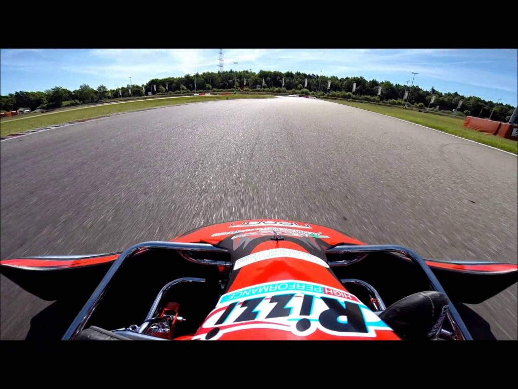 Genk Circuit Training - Lorenzo Camplese Professional Driver