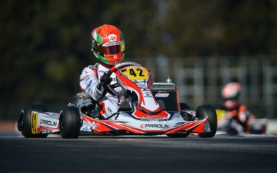 Parolin raises the pace at La Conca