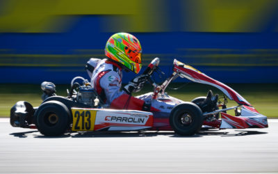 Complicated first European round at Sarno